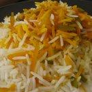 Brown Basmati Rice Fragrant Long Grain Indian Oryza Sativa Vegetable 100 Seeds #SFB11
