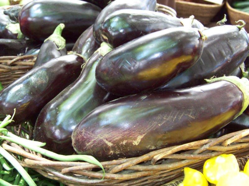 eggplant, BLACK BEAUTY HEIRLOOM, 100 seeds!