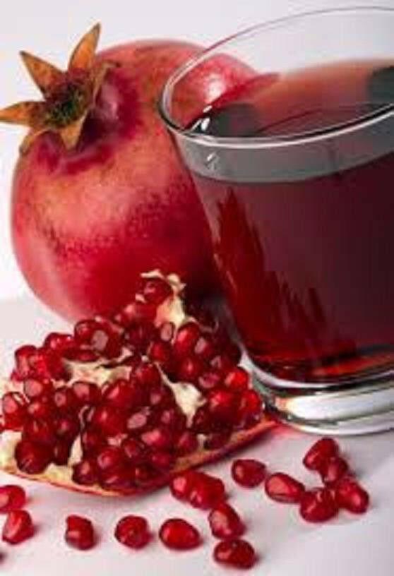 30 SEEDS Pomegranate Punica Granatum (Fresh edible fruit seed juice tree bonsai)
