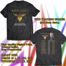 POPULAR TOUR 2018 BON JOVI THIS HOUSE IS NOT FOR SALE NA TOUR 2SIDE BLACK TEE TIWI99 2