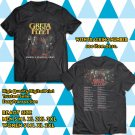 POPULAR TOUR 2019 GRETA VAN FLEET MARCH OF THE PEACEFUL ARMY USA 2SIDE BLACK TEE TIWI99 2