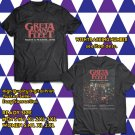 POPULAR TOUR 2019 GRETA VAN FLEET MARCH OF THE PEACEFUL ARMY AU 2SIDE BLACK TEE TIWI99 1