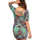 NEW Kimcine Size S, M, L, Women's Bodycon Floral Cocktail Dresses