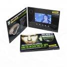 5'' LCD Video Catalogue VBK-502 Multiple Page Sensor Video Book