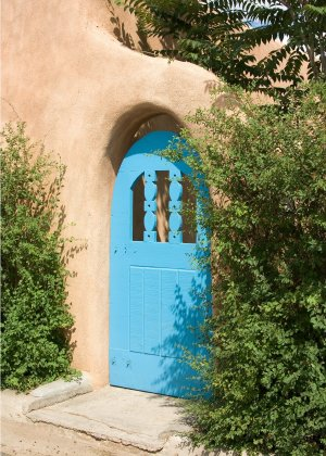 Blue Door Two