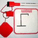 Hangman Machine Embroidery Design