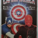 Captain America 1990 Matt Salinger turkish poster  originAL