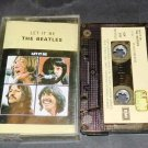 THE BEATLES cassette turkish print used very good free shipping mega rare
