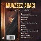 turkish pop rock music CD brand new FREE SHIPPING WORLDWIDE MUAZZEZ ABACI