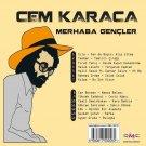 turkish pop rock music CD brand new FREE SHIPPING WORLDWIDE CEM KARACA