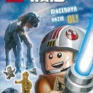 STAR WARS turkish press BRAND NEW BOOK ultra rare FREE SHIPPING 48