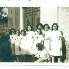 turkish armenian girls photo album 1933 turkey istanbul constantinople FREE SHIP