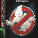 Ghostbusters MOVIE EXTREME RARE DVD BOX SET BRAND NEW TURKISH TURKISCHE