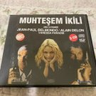 ALAIN DELON VANESSA PARADIS TURKISH RARE HARD TO FIND VCD FIRST TIME LISTED