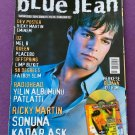 RICKY MARTIN COVER Turkish ORIGINAL FULL Magazine EXTREME RARE USED HARD TO FIND