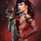 VAMPIRELLA COMICS PHOTO POSTER FRIDGE MAGNET 2 x 3 inches REFRIGERATOR