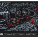HALLOWEEN HORROR MOVIE PHOTO POSTER FRIDGE MAGNET 2 x 3 inches REFRIGERATOR