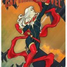 CAPTAIN MARVEL PHOTO POSTER FRIDGE MAGNET 2 x 3 inches REFRIGERATOR