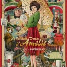AMELIE MOVIE PHOTO POSTER FRIDGE MAGNET 2 x 3 inches REFRIGERATOR