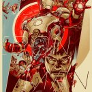 "IRON MAN MARVEL POSTER PHOTO FRIDGE MAGNET 2x3 inches 2""x3"""