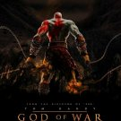 """God of War GAME MOVIE POSTER FRIDGE MAGNET 2x3 inches 2""""x3"""" fan made"""