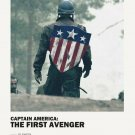 "Captain America Trilogy Movie PHOTO PRINT POSTER FRIDGE MAGNET 2 x 3 inch 2""X3"""