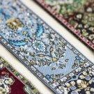 Bulk Set of 150 Miniature Woven Carpet Bookmarks, Kilim Tapestry Turkish Greek
