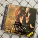 THE THOMAS CROWN AFFAIR MOVIE TURKISH VCD HARD TO FIND USED RARE