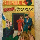 SHERLOCK HOLMES Middle East Book 1950s series 1st time listed issue
