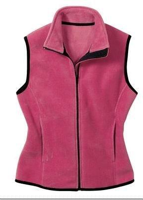 Ladies R-Tek Fleece Full Zip Vest by Port Authority