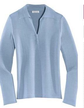 Red House - Ladies Fine Gauge Silk Sweater