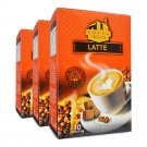 Cuppa Gourmet Cafe Latte 3 in 1 Instant Coffee   3 boxes Free Express Shipping