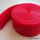 LOVETEX Brand 20mm (3/4 inch) * 5M Red SV Self-Gripping Strap