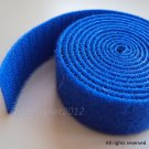 LOVETEX Brand 16mm (5/8 inch) * 10M Blue SV Self-Gripping Strap