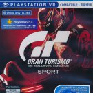 Gran Turismo Sport PS4 Game GT English / Chinese subtitle