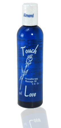 Almond Touch of Love Aromatherapy Massage Oil