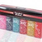 Emotion Lotion Flavored Warming Massage Oil / Lubricant 6 Flavor Sample Pack