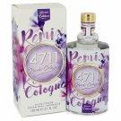 4711 Remix Lavender by 4711 Eau De Cologne Spray (Unisex) 5.1 oz