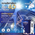 Anti-aging Tinted Face Moisturizer Sunscreen SPF40 PA+++ with Diamond Powder