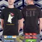 2018 LIVE:THE DECEMBERISTS YOUR GIRL/YOUR GHOST TOUR BLACK TSHIRT W DATES CODE RDF02