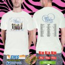2018 LIVE:3OH!3 AND EMONITE THE WANT HOUSE PARTY TOUR WHITE TSHIRT W DATES CODE RDF01