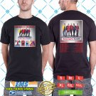 2019 LIVE NEW KIDS ON THE BLOCK MIXTAPE TOUR BLACK TSHIRT W DATES CODE RDF01