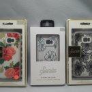 Sonix Clear Case Cover for Samsung Galaxy S7 - Lolita, Boho Floral, Florette