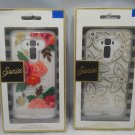 Sonix Cover for LG G5 Clear Coat Case - Festival Floral and Lolita Rose Flower