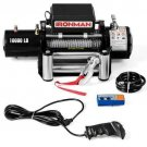 10000 lbs 12V Remote Control  Electric Recovery Winch