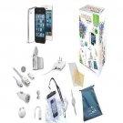 iPhone 5 Genius Collection - 11 Pcs of Essential Bundle Pack