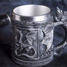 3D Game of Thrones Mug Dragon Glass Cup Whiskey Beer Wine And Fire Mug