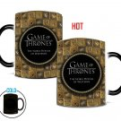 Ceramic Coffee Mug Game of Thrones Milk Cup Collection Mug Multicolor for Fans