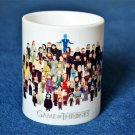 New Quality Ceramic Coffee Mug Cup Of Game of Thrones Cartoon Family