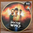 Doctor Who VINYL PICTURE DISC Limited Edition Hot Topic Exclusive 2014 Release LP Record Soundtrack